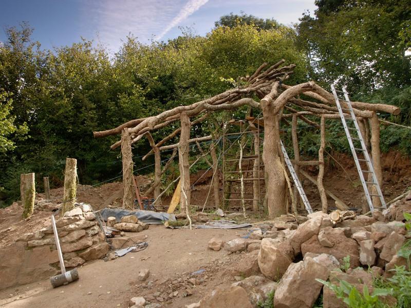 Costruire passo dopo passo una casa degli hobbit for Costruire una casa passo dopo passo